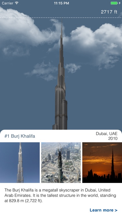 Skyscrapers - The World's Tallest Buildings