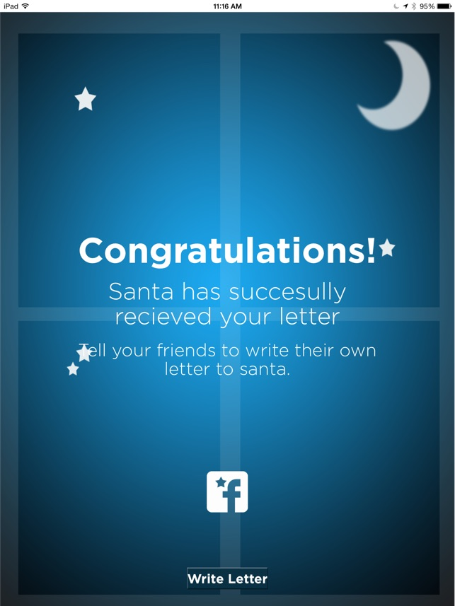 Letter to santa app on the app store ipad screenshots spiritdancerdesigns Gallery