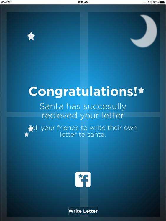 Letter to Santa app screenshot-4
