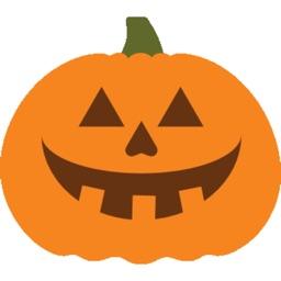 Jack O'Lantern Stickers - Carve Your Own Pumpkins