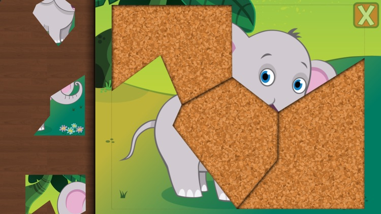 Animal Puzzles for Kids - Educational Edition screenshot-3