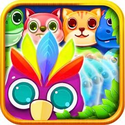 Happy Garden Pet - Pety Match 3