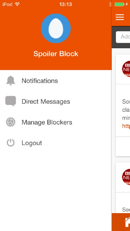 Spoiler Block