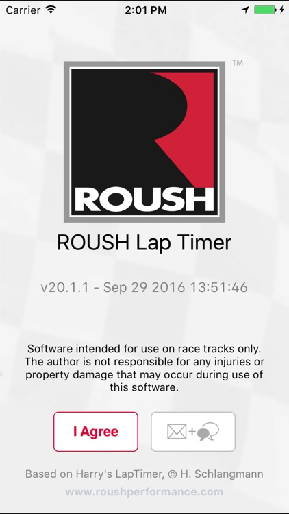ROUSH Lap Timer screenshot-4