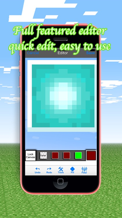 PE Resource Texture Packs for Minecraft Pocket