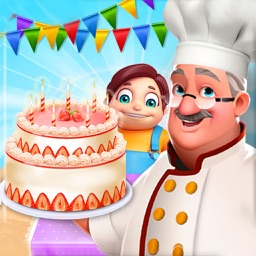 Christmas Cake Maker: Free Cooking & Making Games