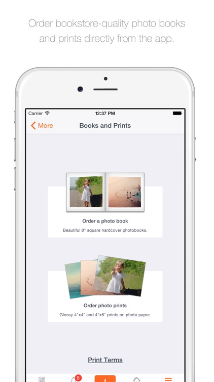 23snaps - Family Album and Private Photo Sharing screenshot-4