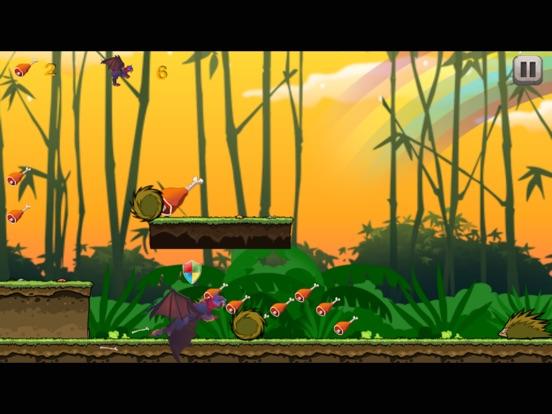 Super monster run adventures in monkey jungle-ipad-4