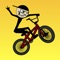 Stickman BMX Free - The long awaited sequel to the smash hit game 'Stickman Skater' is finally here