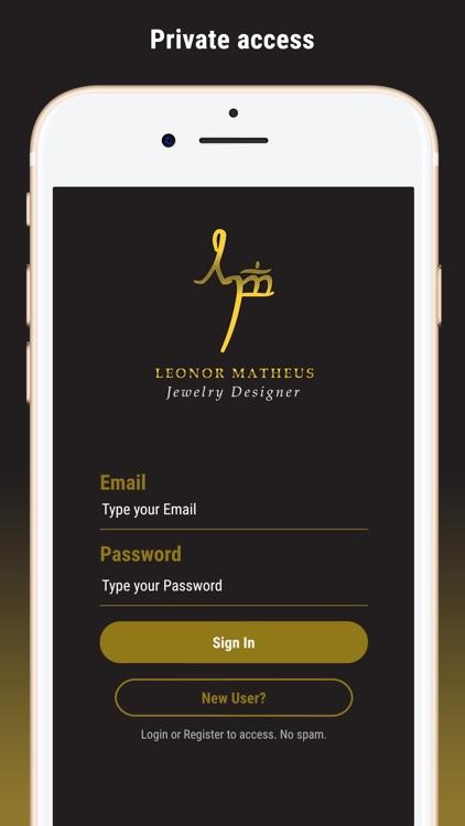 Leonor Matheus - Jewelry Designer