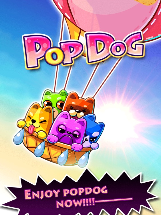 PopDog HD screenshot-4