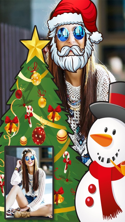 Snap Christmas Funny Face Filters & Lenses - Pro