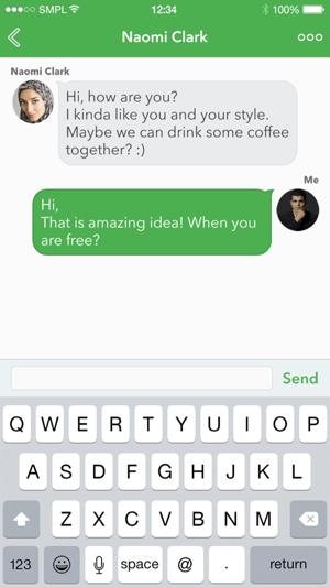 Lesbisk dating London gratis