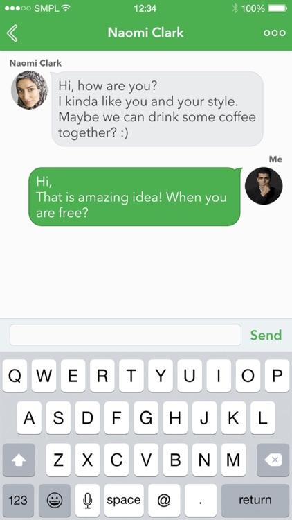 Muslim Dating for Singles Free screenshot-3