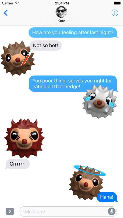 HedgeHoger Heads