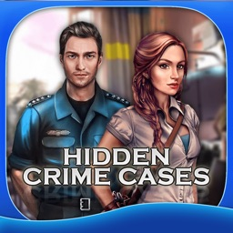 Hidden Crime Cases - Mystery Game