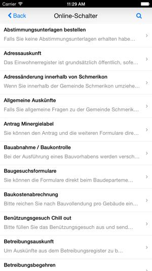 Schmerikon Im App Store