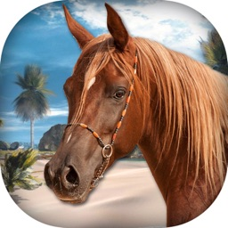 Mad Horse Simulator - Real 3D Horse Game