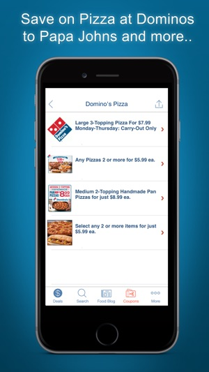 Free Food Apps: 11 Places Giving Away Free Food & Drinks with App Download