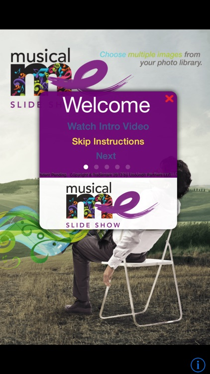 MusicalMe Slide Show screenshot-1