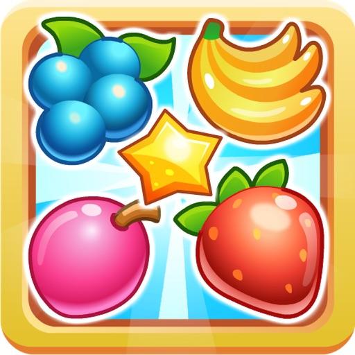 水果开心消消乐 - 消不停的连连看游戏