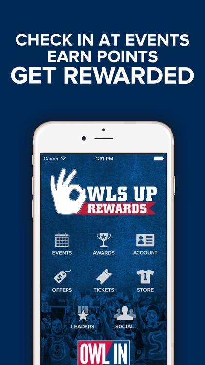 Owls Up Rewards