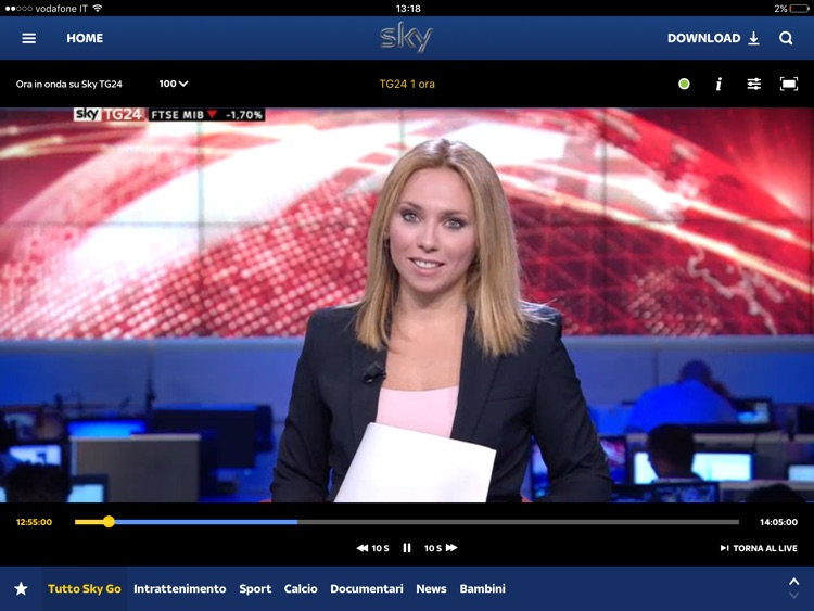 Sky Go screenshot-1