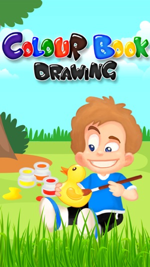 Colour Book Drawing for Kids on the App Store