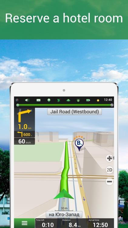 Navitel Navigator Pakistan GPS & Map