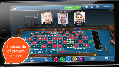 Roulette for Tango screenshot two