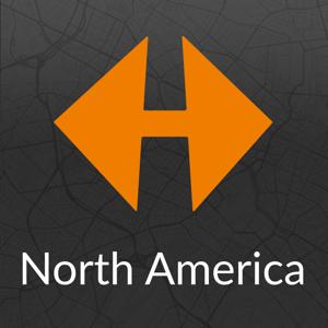 NAVIGON North America app