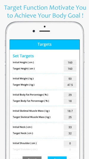 body fit progress tracker photo measurements on the app store