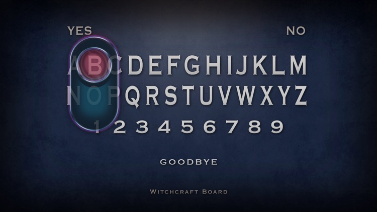 "Witchcraft Board ""Ouija"""