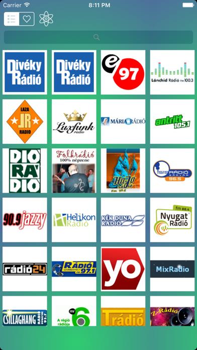Hazai Rádiók - Magyar Rádiók - Hungary Live Radio