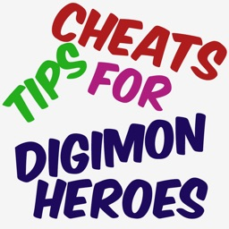 Cheats Tips For Digimon Heroes