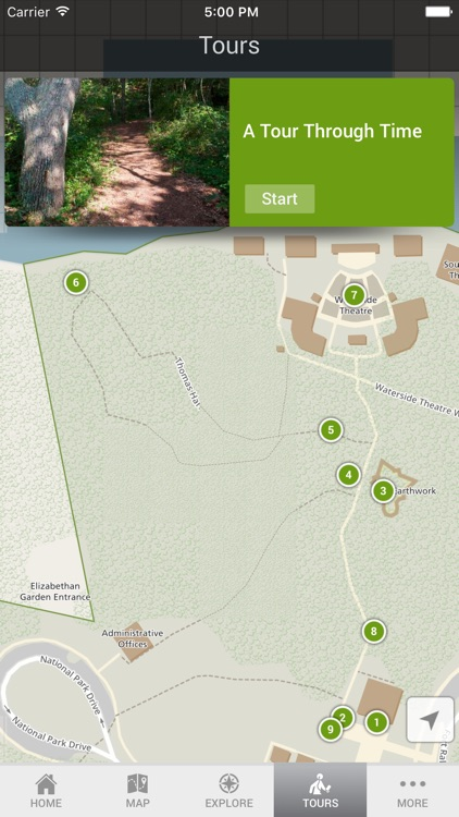 NPS Fort Raleigh National Historic Site screenshot-3