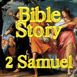 Bible Story Wordsearch 2 Samuel