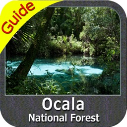 Ocala National Forest - GPS Map Navigator