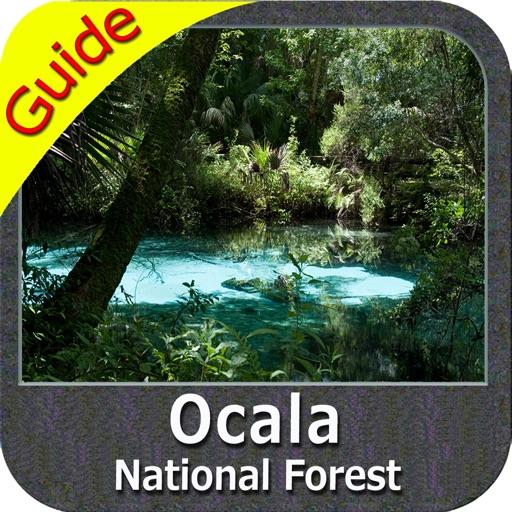 Ocala National Forest - GPS Map Navigator