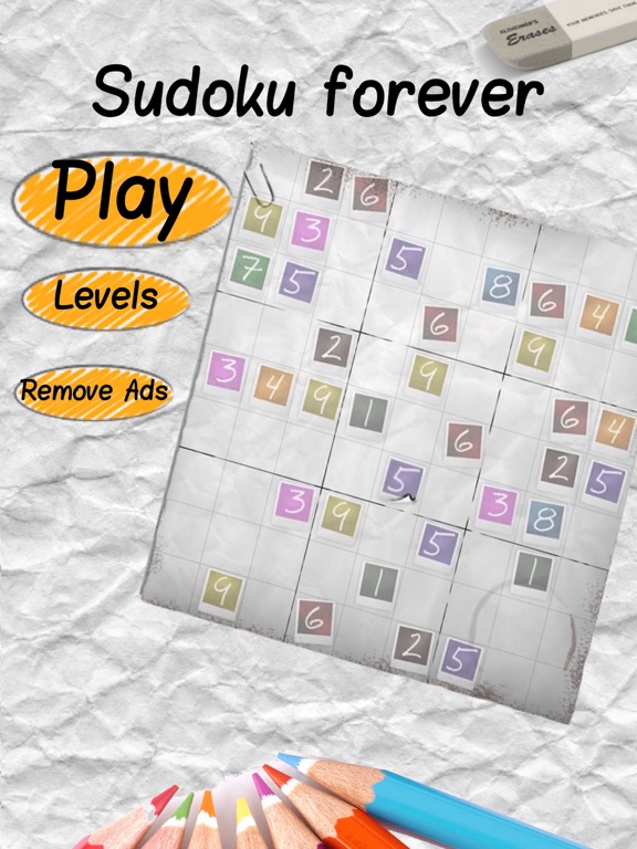 Sudoku Forever-ipad-2