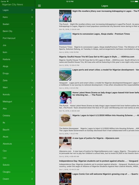 Nigeria news today 1 8