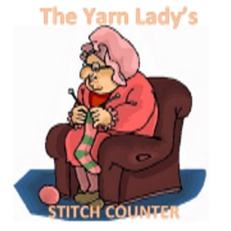 The Yarn Lady's Stitch Counter