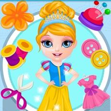 Activities of Princess Dress Design ~ Make your own dress