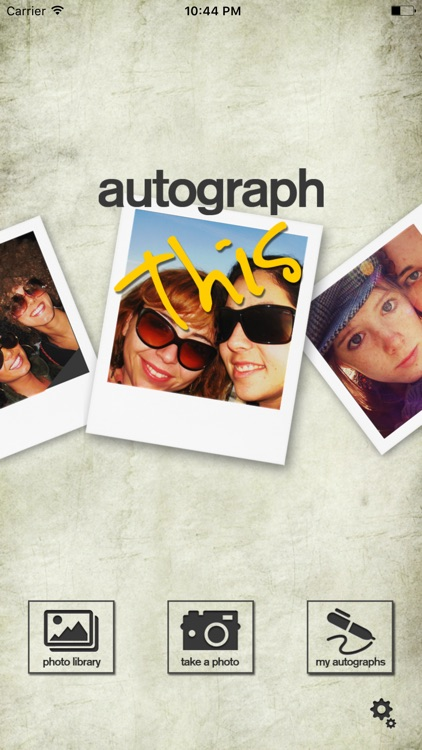 Autograph This
