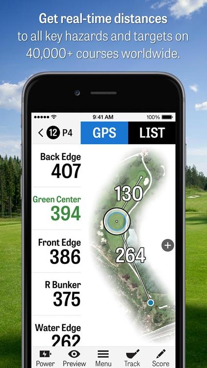 Golfshot Plus: Golf GPS + Scorecard + Handicaps