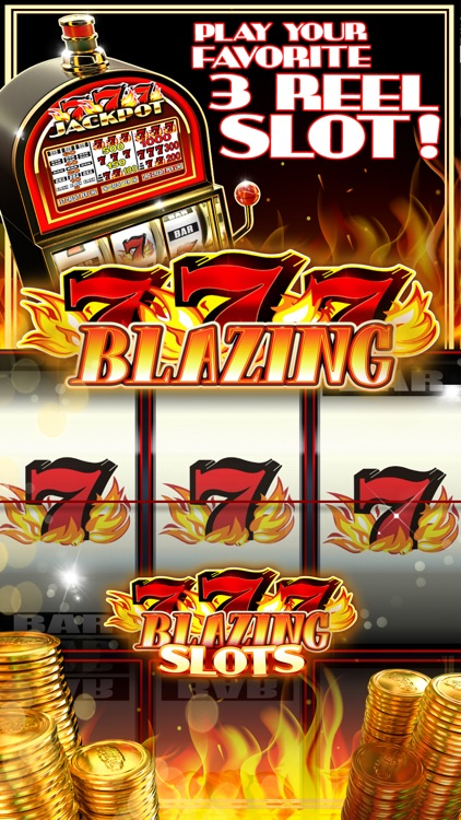 Blazing 7s Casino: Slots Games screenshot-0