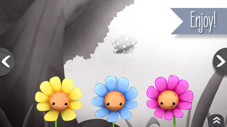 Hughly, the flower that wanted to grow Book! screenshot-4