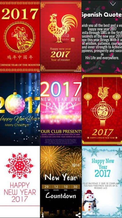 New Year Countdown - Greetings Cards & Wallpapers