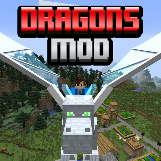 DRAGONS MOD Guide for Minecraft Game PC Edition