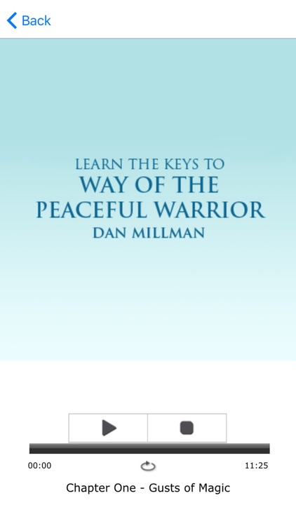 Way Of The Peaceful Warrior Meditations Audiobook screenshot-3